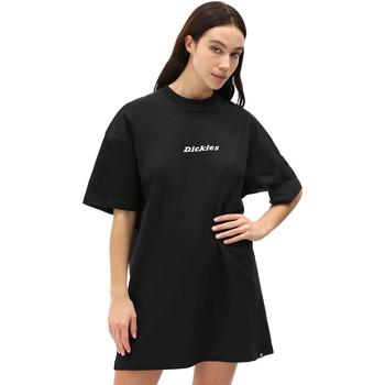 Odjeća Žene  Kratke haljine Dickies DK0A4XB8BLK1 Crno