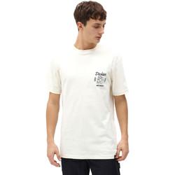 Odjeća Muškarci  Majice kratkih rukava Dickies DK0A4X9NECR1 Bijela