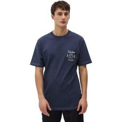 Odjeća Muškarci  Majice kratkih rukava Dickies DK0A4X9NNV01 Plava