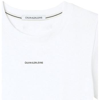 Odjeća Žene  Majice kratkih rukava Calvin Klein Jeans J20J215699 Bijela