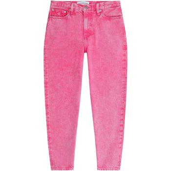 Odjeća Žene  Traperice Calvin Klein Jeans J20J215854 Ružičasta