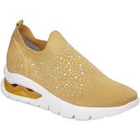 Obuća Žene  Slip-on cipele CallagHan 45806 Žuta boja