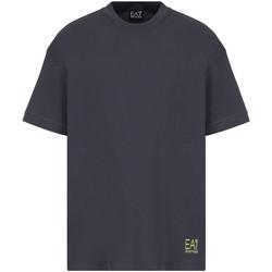 Odjeća Muškarci  Majice kratkih rukava Ea7 Emporio Armani 3KPT58 PJ02Z Siva