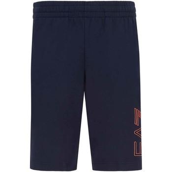 Odjeća Muškarci  Bermude i kratke hlače Ea7 Emporio Armani 3KPS57 PJ05Z Plava