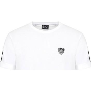 Odjeća Muškarci  Majice kratkih rukava Ea7 Emporio Armani 3KPT56 PJ4MZ Bijela