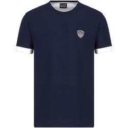 Odjeća Muškarci  Majice kratkih rukava Ea7 Emporio Armani 3KPT56 PJ4MZ Plava