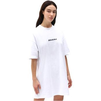 Odjeća Žene  Kratke haljine Dickies DK0A4XB8WHX1 Bijela