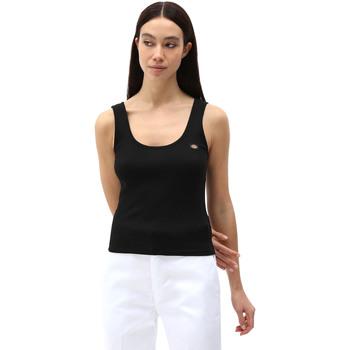 Odjeća Žene  Majice s naramenicama i majice bez rukava Dickies DK0A4XB9BLK1 Crno