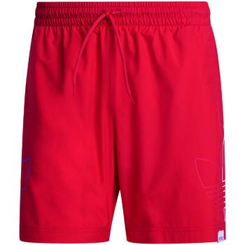 Odjeća Muškarci  Kupaći kostimi / Kupaće gaće adidas Originals GN3549 Crvena