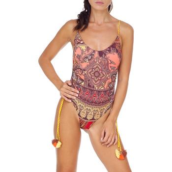 Odjeća Žene  Jednodijelni kupaći kostimi F * * K  Ljubičasta
