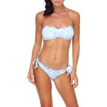 Odjeća Žene  Dvodijelni kupaći kostimi Me Fui M20-1017X1 Plava