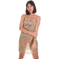 Odjeća Žene  Kratke haljine Me Fui M20-0456X2 Žuta boja