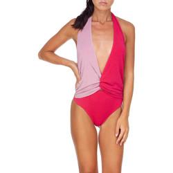 Odjeća Žene  Jednodijelni kupaći kostimi Me Fui M20-0008FX Ružičasta