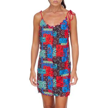 Odjeća Žene  Kratke haljine Me Fui M20-0361X1 Crvena