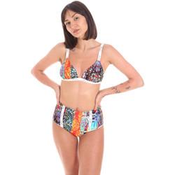 Odjeća Žene  Dvodijelni kupaći kostimi Me Fui M20-0313X1 Naranča