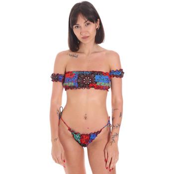 Odjeća Žene  Dvodijelni kupaći kostimi Me Fui M20-0346U Crvena