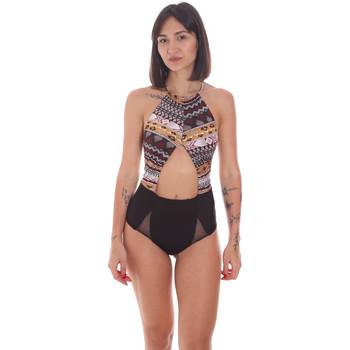 Odjeća Žene  Jednodijelni kupaći kostimi Me Fui M20-0005X1 Crno