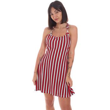 Odjeća Žene  Kratke haljine Me Fui M20-0364U Crvena