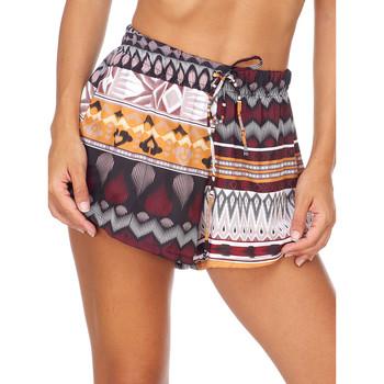 Odjeća Žene  Bermude i kratke hlače Me Fui M20-0054X1 Smeđa