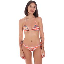 Odjeća Žene  Dvodijelni kupaći kostimi Me Fui M20-0033X2 Naranča