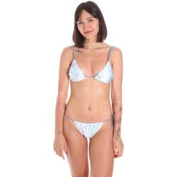 Odjeća Žene  Dvodijelni kupaći kostimi Me Fui M20-1012X1 Plava
