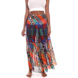 Odjeća Žene  Suknje Me Fui M20-0381U Plava