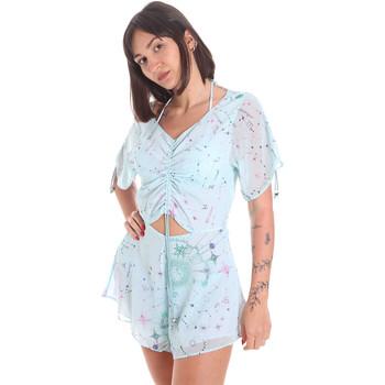 Odjeća Žene  Kombinezoni i tregerice Me Fui M20-1058X1 Plava