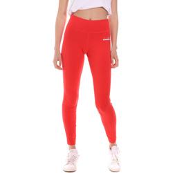Odjeća Žene  Tajice Diadora 102175702 Crvena