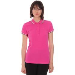 Odjeća Žene  Polo majice kratkih rukava Diadora 102161015 Ružičasta