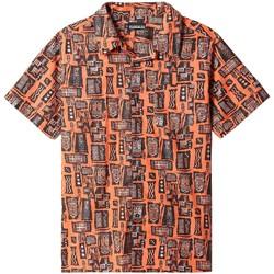 Odjeća Košulje kratkih rukava Napapijri NP0A4F4S Naranča