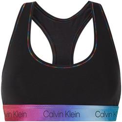 Odjeća Žene  Sportski grudnjaci Calvin Klein Jeans 000QF6538E Crno