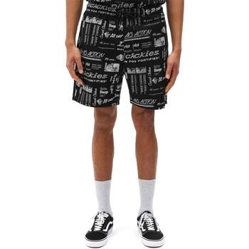 Odjeća Muškarci  Bermude i kratke hlače Dickies DK0A4XCGBLK1 Crno
