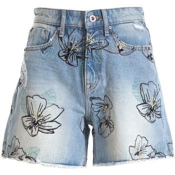 Odjeća Žene  Bermude i kratke hlače Fracomina FS21SV6002D40003 Plava