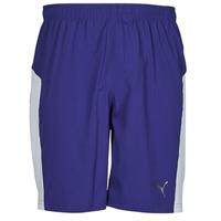 Odjeća Muškarci  Bermude i kratke hlače Puma WV RECY 9SHORT Blue / Bijela