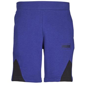 Odjeća Muškarci  Bermude i kratke hlače Puma RBL SHORTS Blue