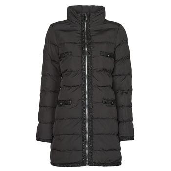 Odjeća Žene  Pernate jakne Moony Mood PABREST Crna