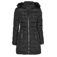 Odjeća Žene  Pernate jakne Moony Mood PABRIES Crna