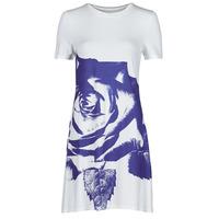 Odjeća Žene  Kratke haljine Desigual WASHINTONG Bijela / Blue