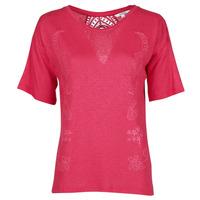 Odjeća Žene  Majice kratkih rukava Desigual CLEMENTINE Red