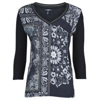 Odjeća Žene  Majice kratkih rukava Desigual VARSOVIA Multicolour