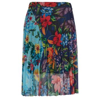 Odjeća Žene  Suknje Desigual BUNY Multicolour
