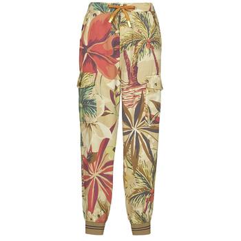 Odjeća Žene  Lagane hlače / Šalvare Desigual TOUCHE Multicolour