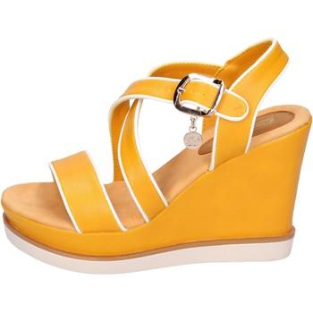 Obuća Žene  Sandale i polusandale Enrico Coveri BH347 Žuta boja