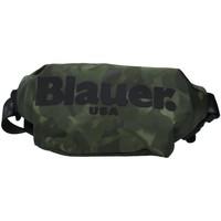 Torbe Pojasne torbice Blauer S1CARTER05/CAM GREEN