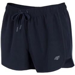 Odjeća Žene  Bermude i kratke hlače 4F SKDT001 Crna