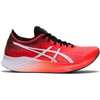 Obuća Žene  Running/Trail Asics Chaussures femme  Magic Speed rouge vif/blanc