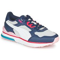 Obuća Žene  Niske tenisice Puma FUTURE Bijela / Siva / Blue / Red