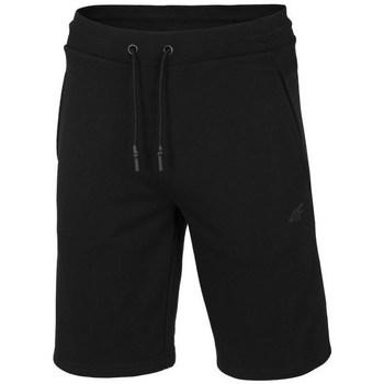 Odjeća Muškarci  Bermude i kratke hlače 4F SKMD014 Crna