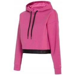 Odjeća Žene  Sportske majice 4F BLD011 Ružičasta