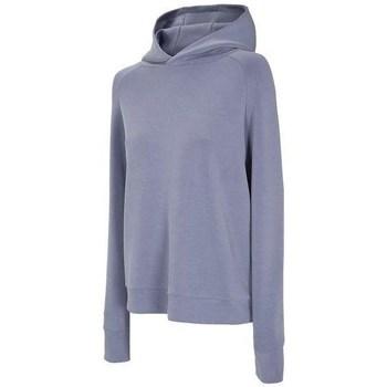 Odjeća Žene  Sportske majice 4F BLD017 Ljubičasta